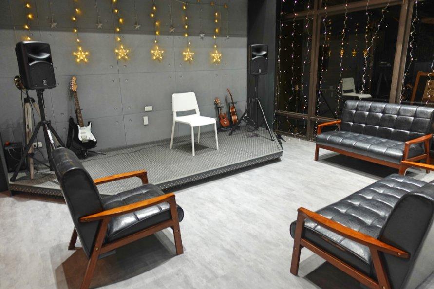 1F-舞台區